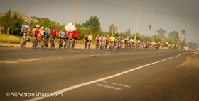 During the 5th annual Tour De Fresno cycling event, Fresno CA. Photo: Jim Quaschnick / AllActionShots.com