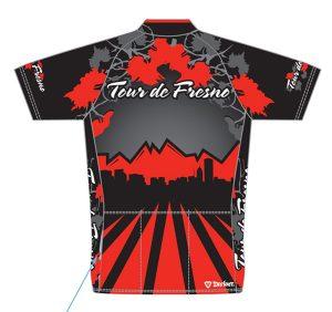 Tour de Fresno 2012 Jersey